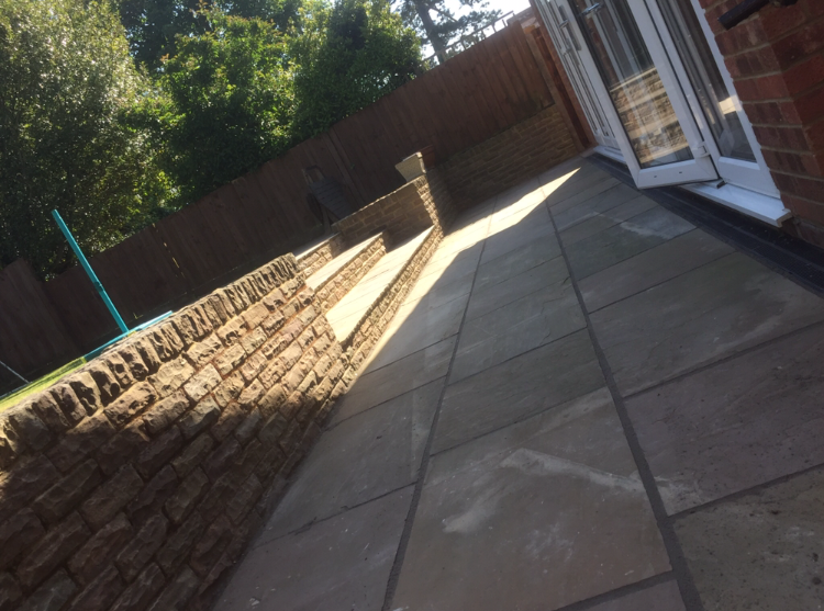 house extension done by professionals