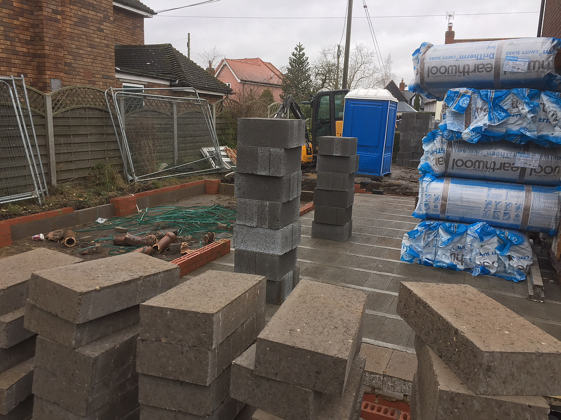 quality products for groundwork in romford
